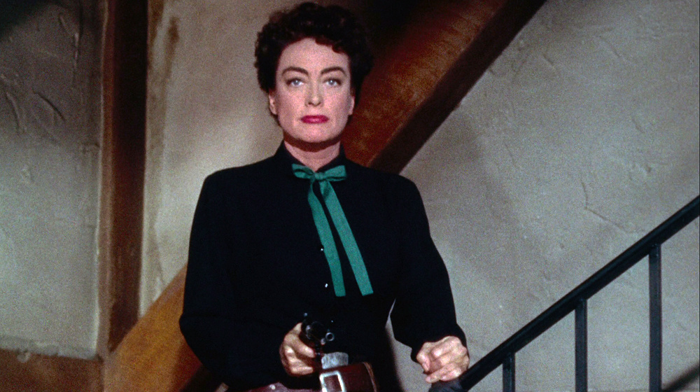 Joan Crawford en «Johnny Guitar» (Nicholas Ray, 1954)
