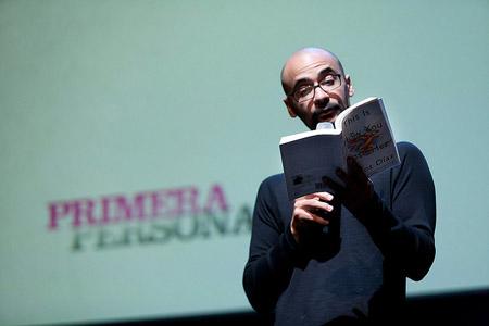 Primera Persona 2013. Junot Díaz
