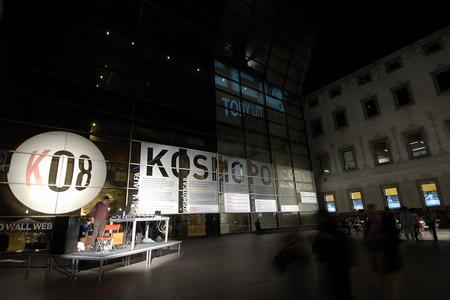 Kosmopolis 2008