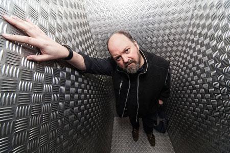 Kosmopolis 2013. Retrats a l'ascensor