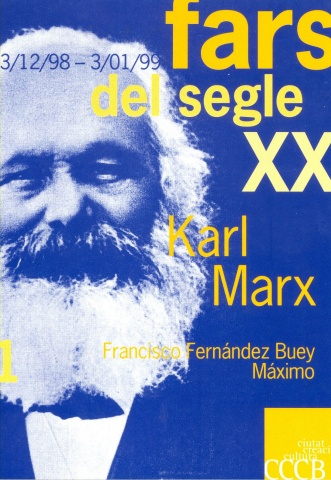 Image of the exhibition: Leading Lights of the 20th Century. Karl Marx