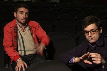 Entrevista a Kiko Amat i Miqui Otero, directors de Primera Persona