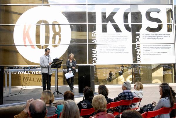 Lectura de los relatos finalistas de la cuarta edición del Premio de Narrativa Breve Distrito V