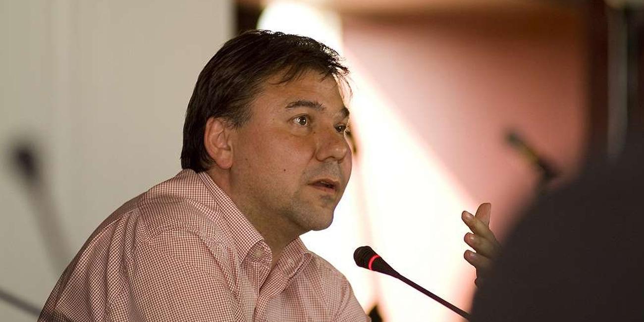 Imatge de: Conferència d'Ivan Krastev