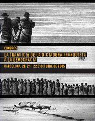 La transició de la dictadura franquista a la democràcia