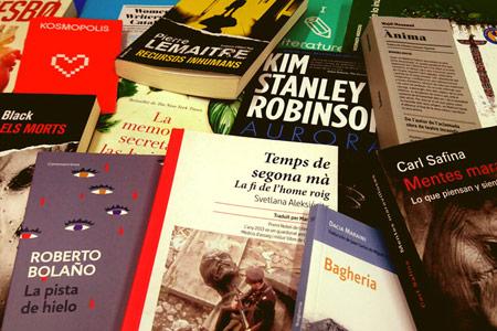 Els llibres de Kosmopolis per a aquest estiu