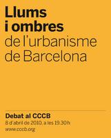 Luces y sombras del urbanismo de Barcelona