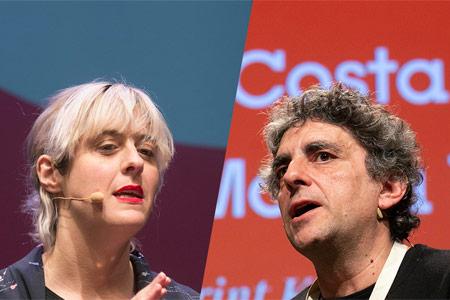 Lucía Lijtmaer i Jordi Costa