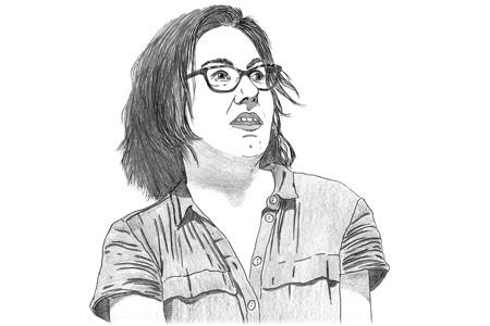 Lucy Wood: «El arte puede impactarnos celularmente mucho más que los simples datos»