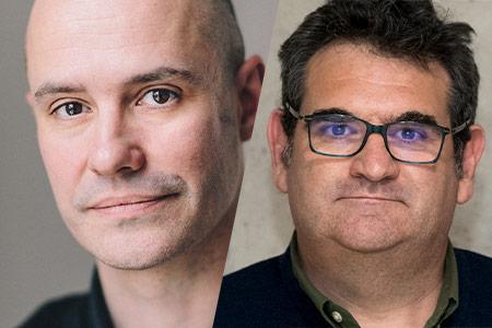 Dorian Lynskey y Jordi Puntí