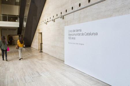 L'inici del demà. Mancomunitat de Catalunya: 100 anys