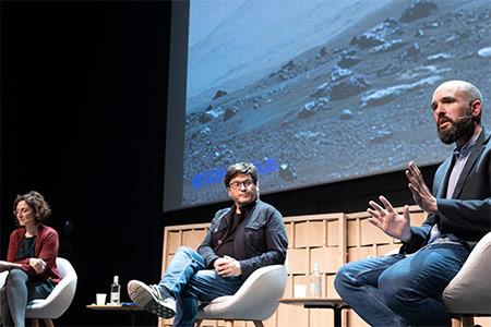 Ricard Solé and Guillem Anglada-Escudé
