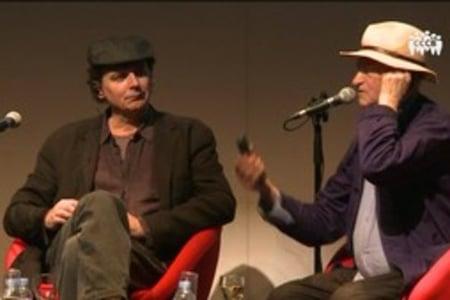 José Luis Guerin i Jonas Mekas, en conversa