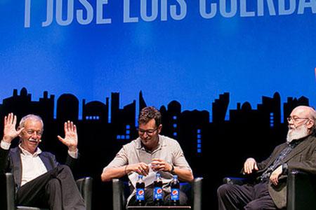 Primera Persona 2015. Eduardo Mendoza i José Luis Cuerda