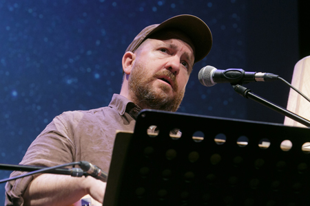 Primera Persona 2016. Stephin Merritt (The Magnetic Fields)
