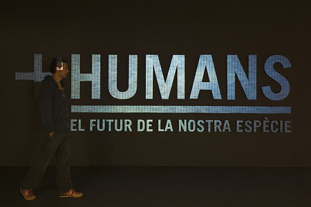 """HUMAN+. The future of our species"" Exhibition Report"