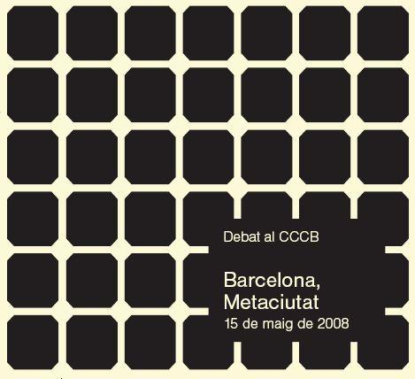 Barcelona, Metaciutat