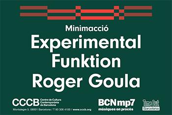 Imatge de l'activitat: BCNmp7. MinimAcció