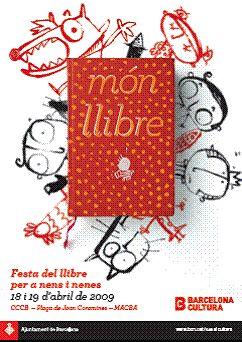 Imatge de l'activitat:Món Llibre 2009
