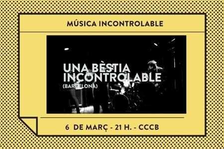 BCNmp7. Música Incontrolable