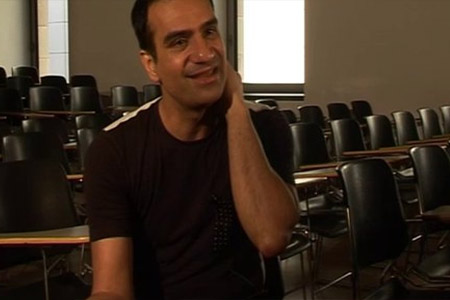 Interview with Nadeem Aslam