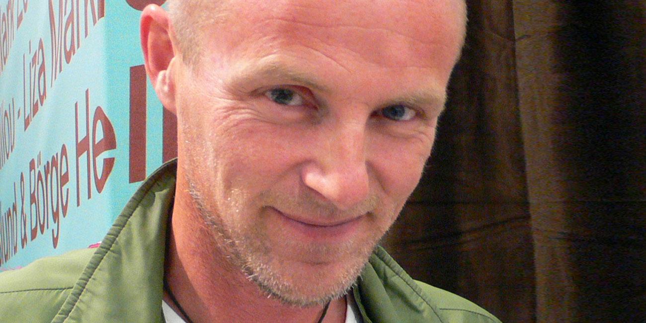 Imatge de: Jo Nesbø, Marc Pastor i Serielizados