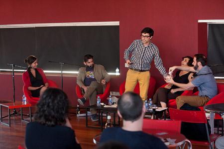 Kosmopolis 2014. Mirador Kosmopolis: New Writers
