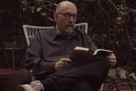 Marcos Ordóñez llegeix «Un jardín abandonado por los pájaros»