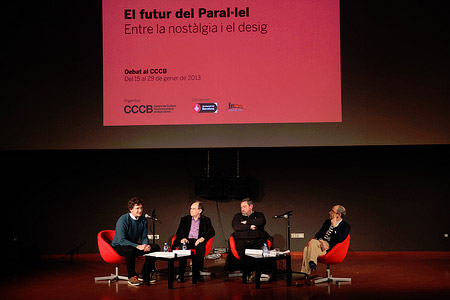 El futur del Paral·lel. El Paral·lel: un retrat cultural