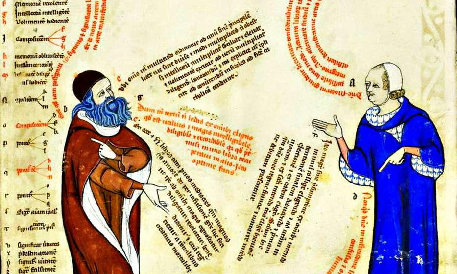 Image of the activity: Ramon Llull and the Grammar of the World