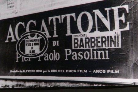 Pasolini Roma