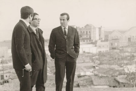 Pasolini, el catalán y Barcelona