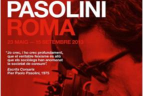 Pasolini Roma als mitjans de comunicació