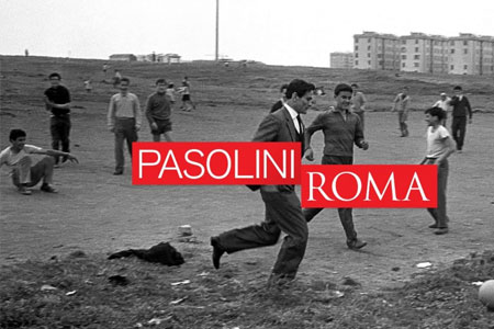 A Journey to Pasolini's Rome: online itineraries covering the Italian author's life and work