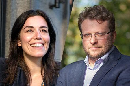 Marta Peirano y Peter Pomerantsev