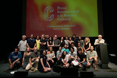 Activity programme and prize award presentation ceremony of the 2nd Cultural Innovation International Prize 2016-2017