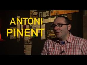 PARAULA D'AUTOR: Antoni Pinent, GIOCONDA/FILM