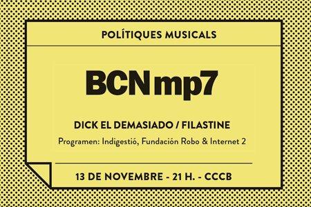 BCNmp7. Polítiques musicals