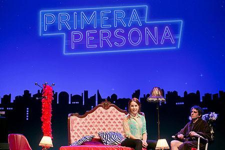 Primera Persona 2015. Amarna Miller, Max Cortés, Evita de Luna y Ratpenat