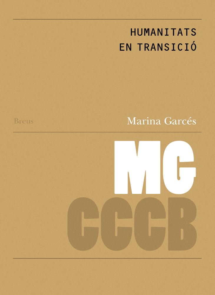 Humanitats en transició / Humanities in transition