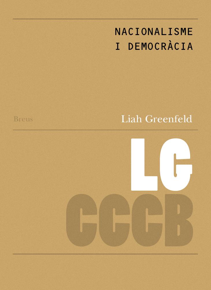 Nacionalisme i democràcia / Nationalism and democracy