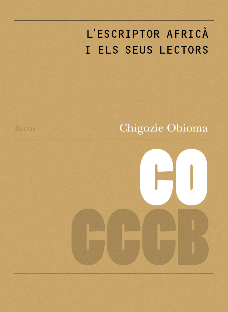 90. L´escriptor africà i els seus lectors / The African Writers and Their Readers