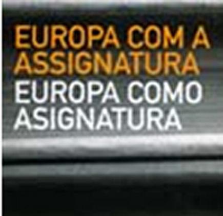 Europa com a assignatura