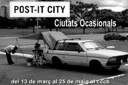 Post-it city. Ciutats ocasionals