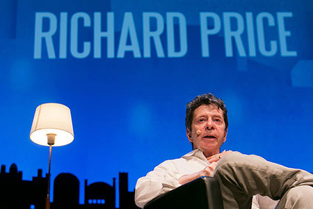 Primera Persona 2015. Richard Price