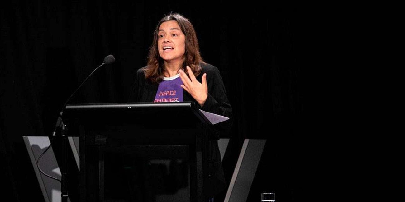 Imatge de: Conferència de Sara Ahmed. Alçar la veu