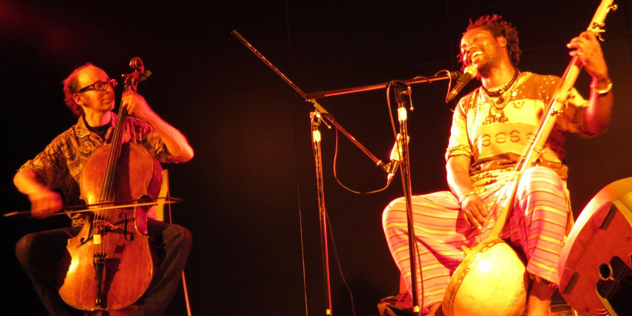 Imatge de: Concert de Mû & Sasha, cinema d'animació i DJ Conga