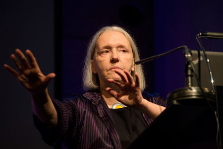 """Saskia Sassen: """"Public space is a place in which there is a momentary condition of equality"""""""