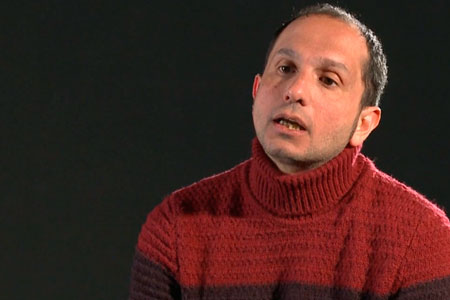 Interview with Jorge Carrión