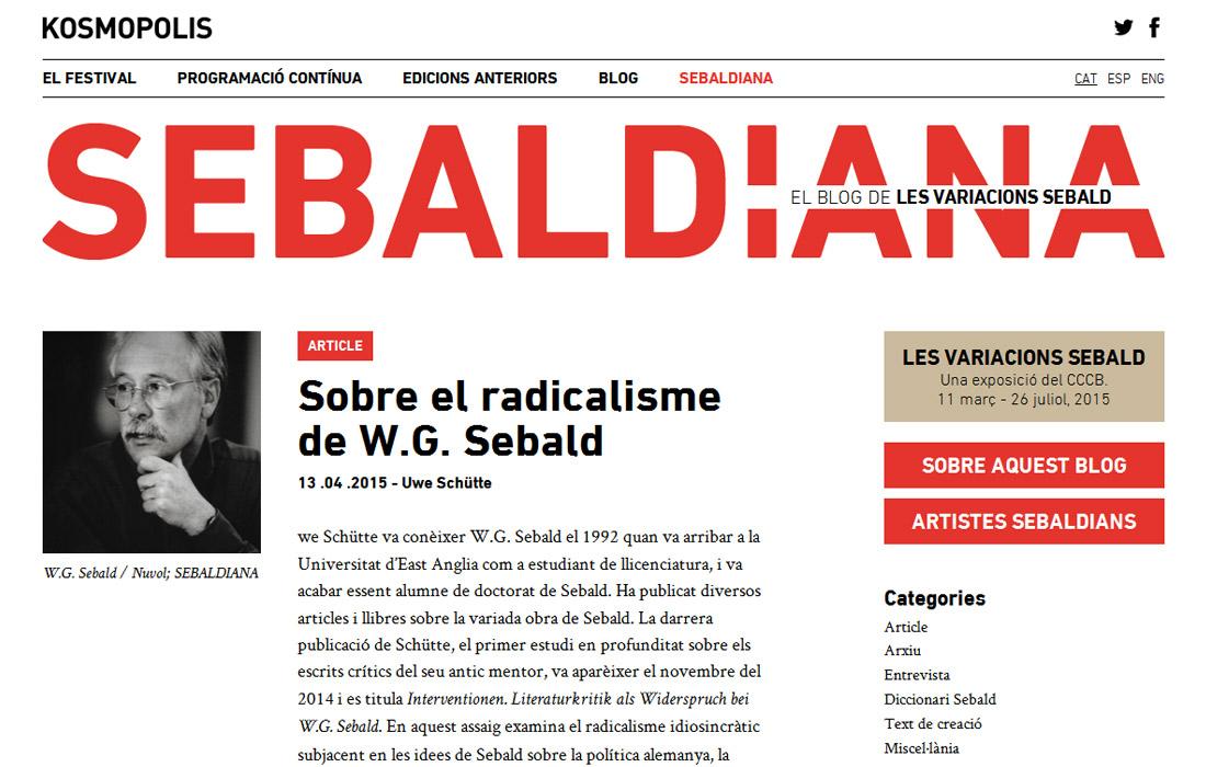 Sebaldiana